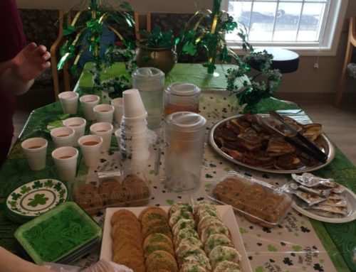Our St. Patrick's Day Celebration